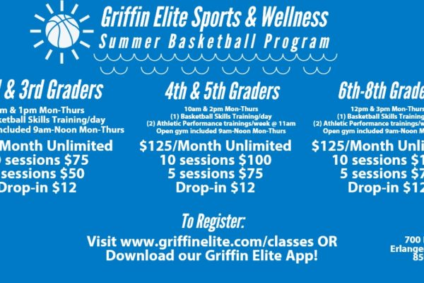 Summer Basketball Program NEW